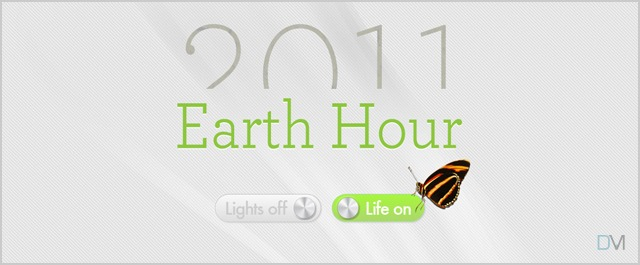 Earth Hour 2011 Wallpapers