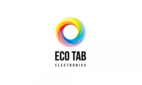 Eco Tab Electronics Logo Design