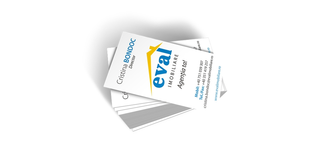 Eval Business Cards