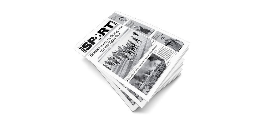 Sport Plus Newspaper